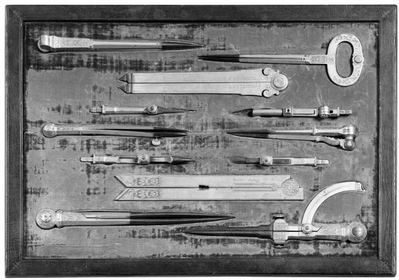 accrocher la conception de dessin pour des instruments