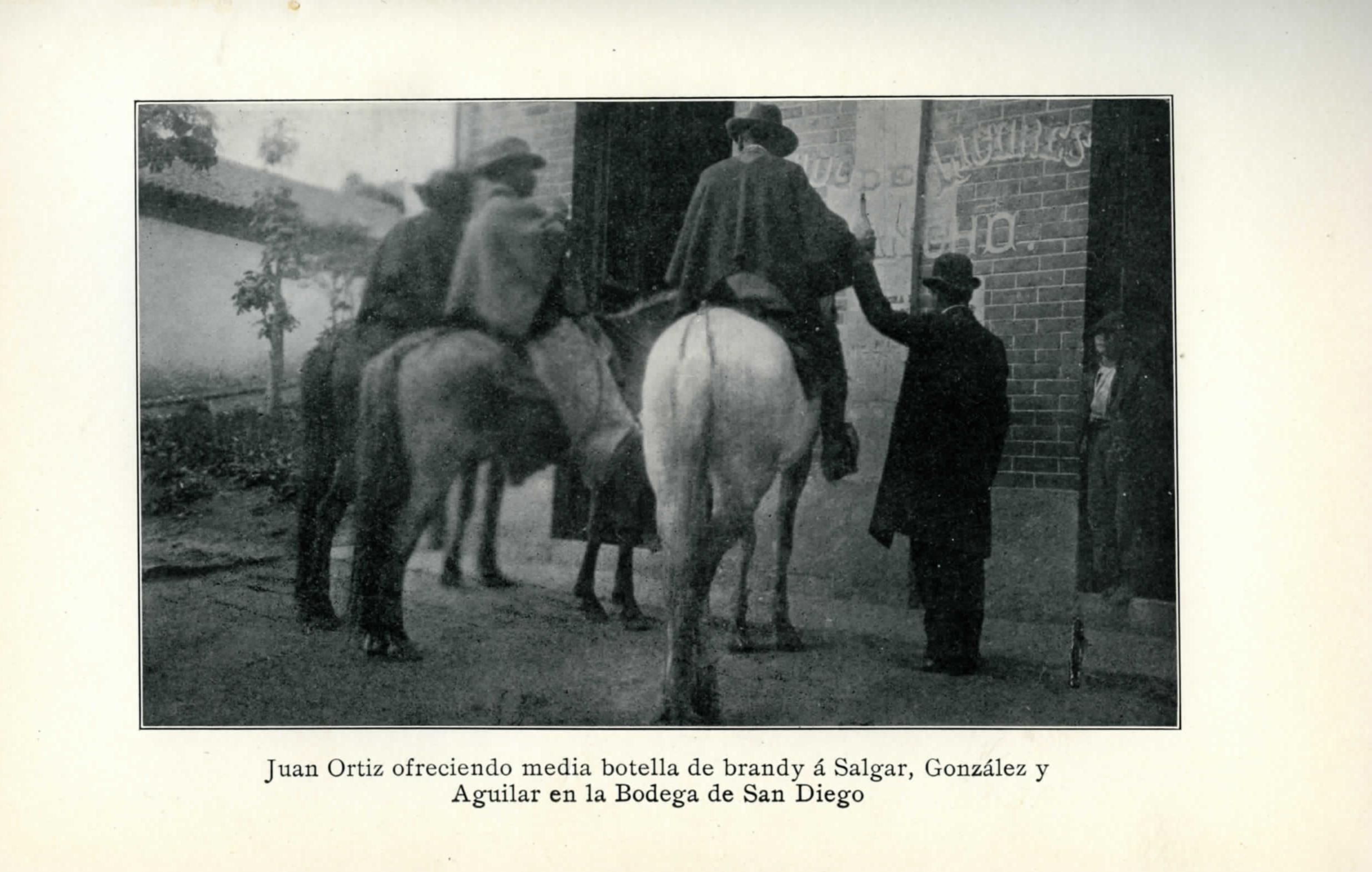 Translation Betrayals: The Photographs of El 10 de Febrero