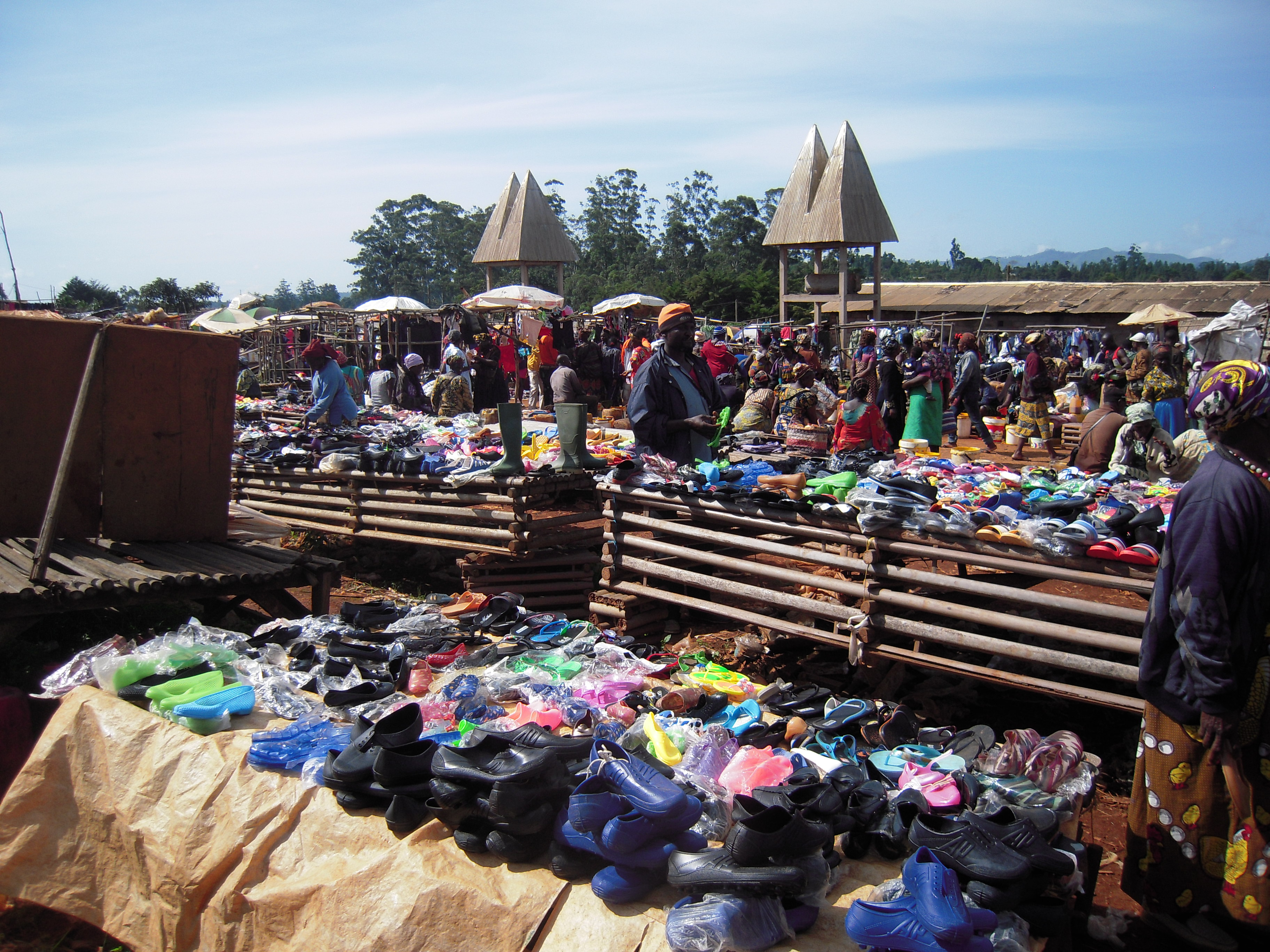 Chasing a Pair of Chinese Sandals: Markets and Trade Routes