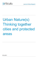Urban Nature(s)