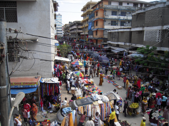 Introduction: Contested Street: Informal Street Vending and