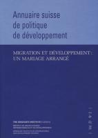 Couverture Dossier migrations 2008