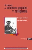 ARCHIVES DES SCIENCES SOCIALES DES RELIGIONS