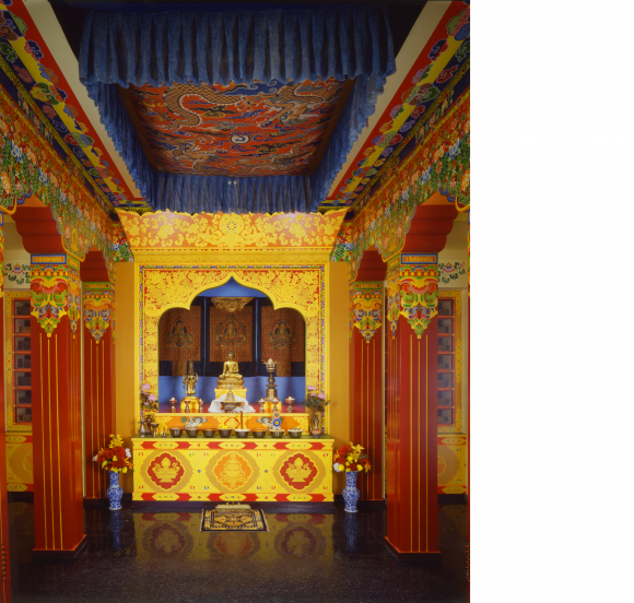 Exhibiting the Exotic Simulating the Sacred Tibetan Shrines at