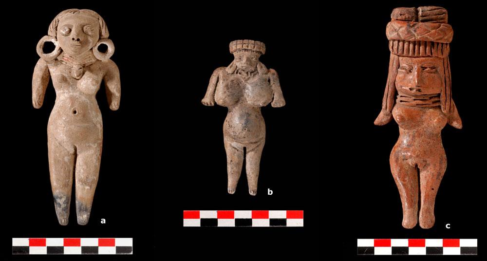statuette abstrait femme nue grossesse femme enceinte nu