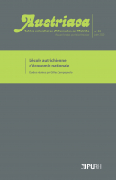 Couverture Austriaca 90-2020