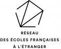Logo Réseau des écoles françaises à l'étranger