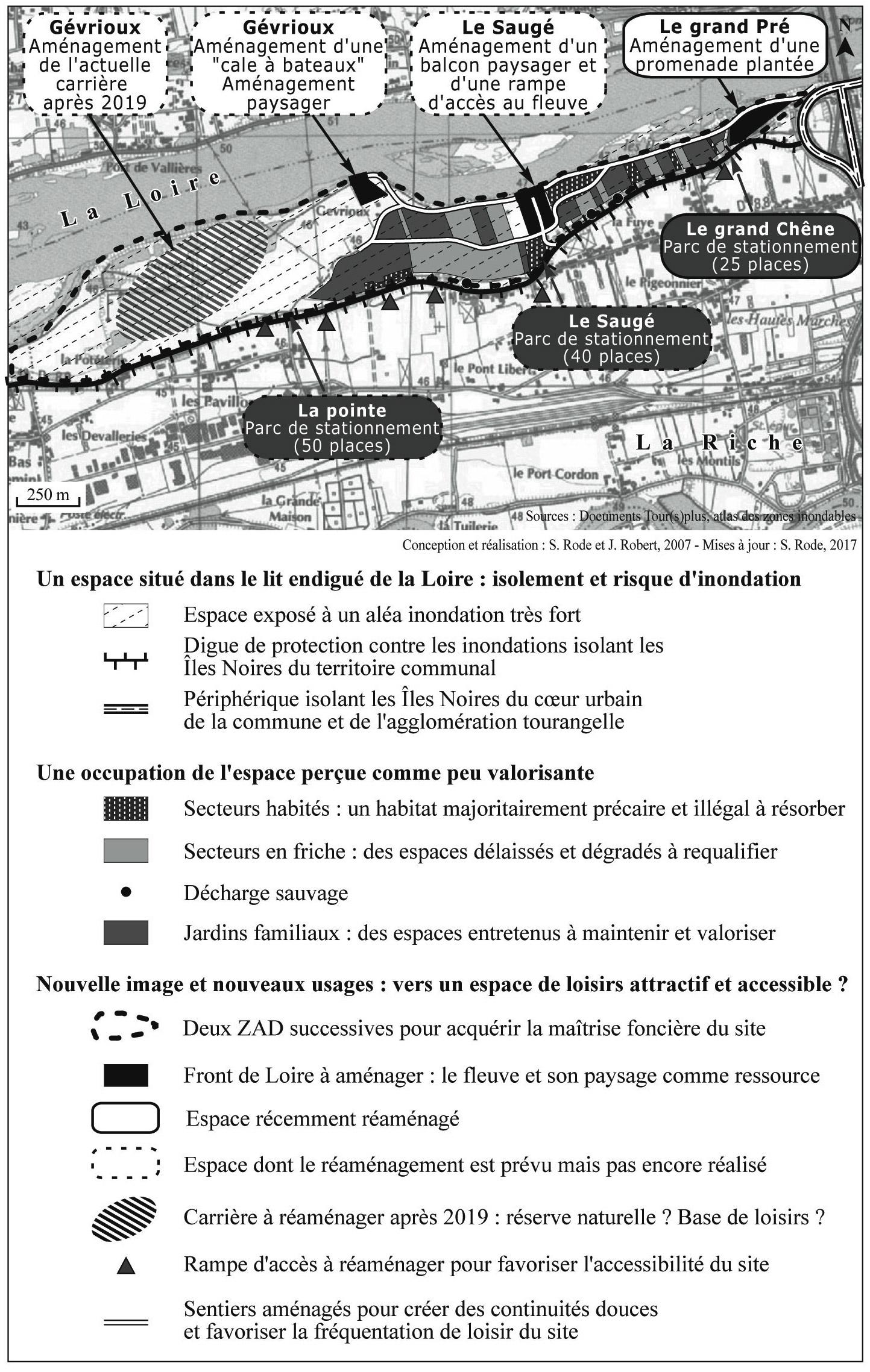 les berges fluviales secondaires : des marges urbaines à résorber ?