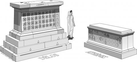 À queue d'aronde meubles de datation conjointe