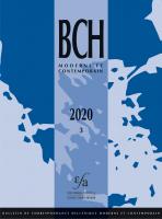 BCHmc 3 - Couverture