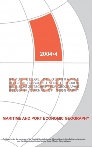Maritime and port economic geography