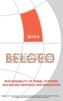 Sustainability of rural systems: balancing heritage and innovation
