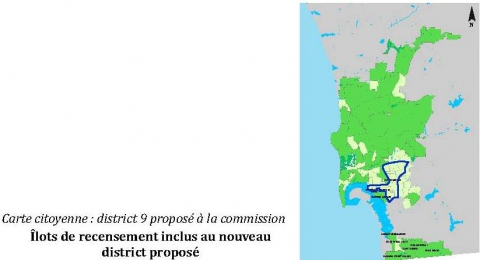 Figure 7. District 9 proposé11.