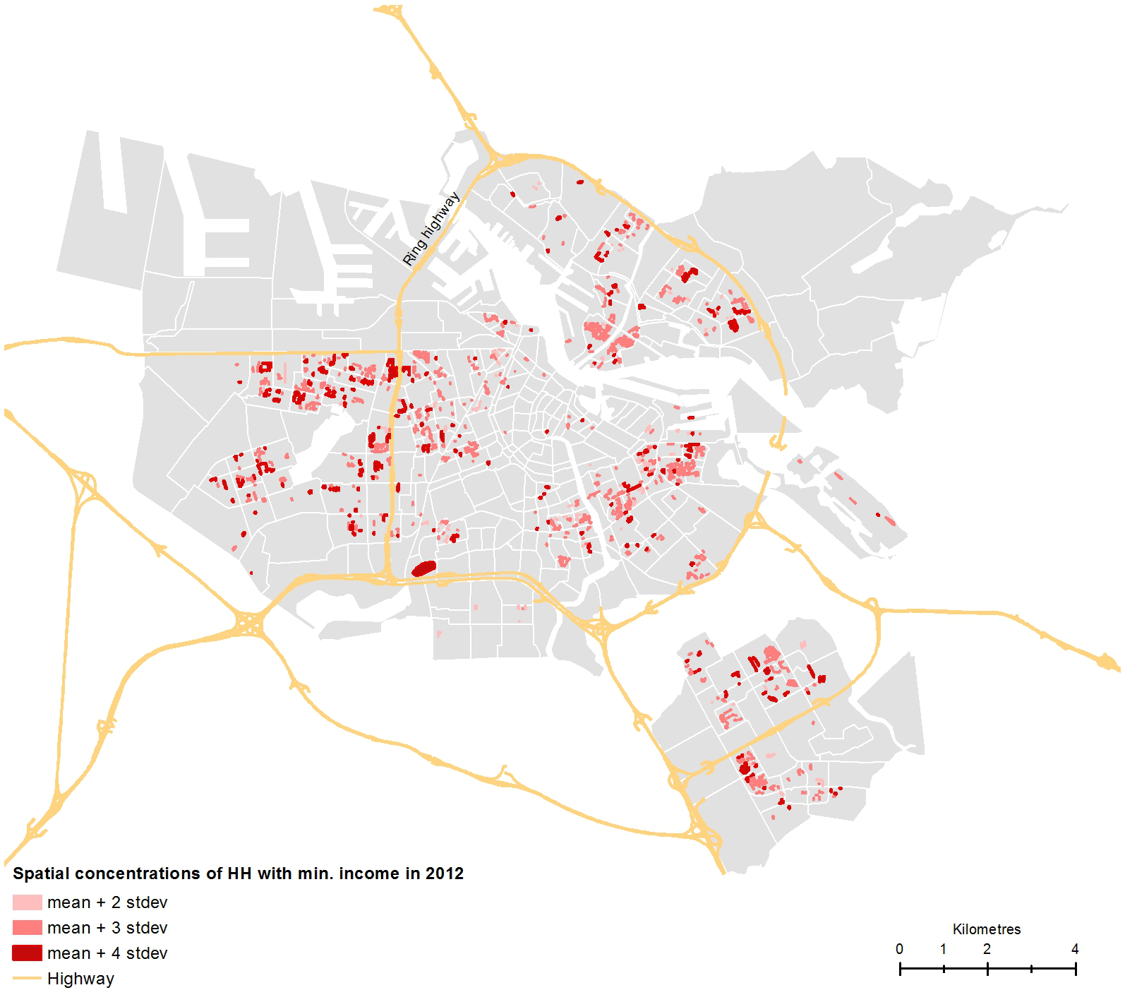 Crossing boundaries mapping spatial dynamics of urban phenomena at agrandir fandeluxe Images