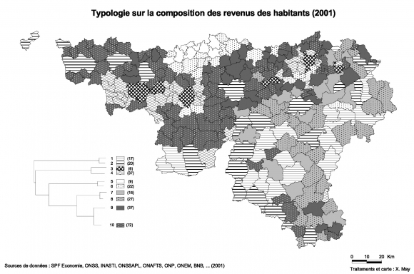 Typologie Habitants Des Quartiers Anciens Des Centre Villes