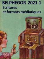Ecritures et formats médiatiques, couverture