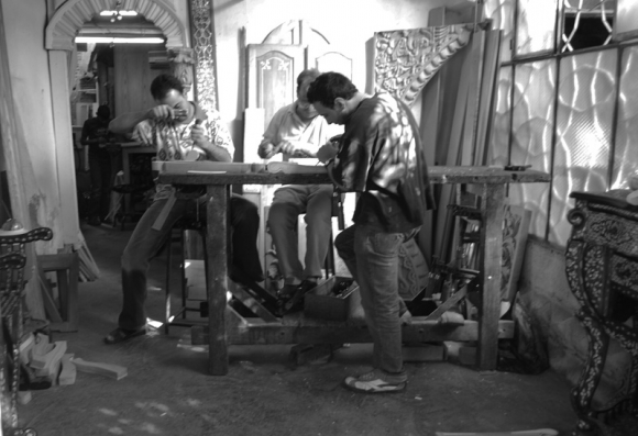Wood and Woodworking in Late Ottoman Damascus: