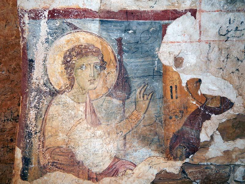 Deir Es Salib Un Monastère Ermitage Rupestre De La Vallée