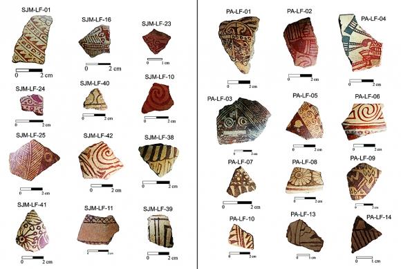 Contribuci n arqueom trica al estudio de las t cnicas y de for Herramientas ceramica artesanal