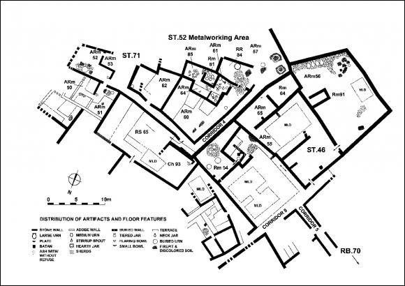 La especializaci n del trabajo teor a y arqueolog a el for Planta arquitectonica pdf