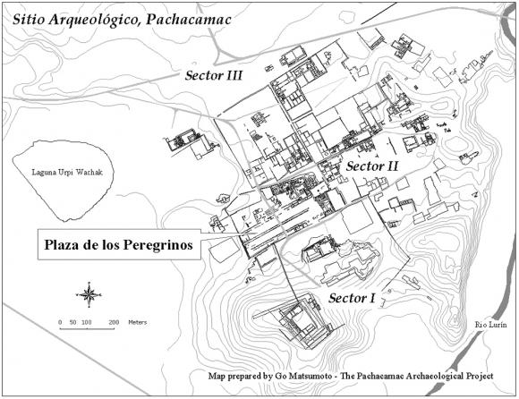 Una Nueva Evaluaci N De La Plaza De Los Peregrinos De
