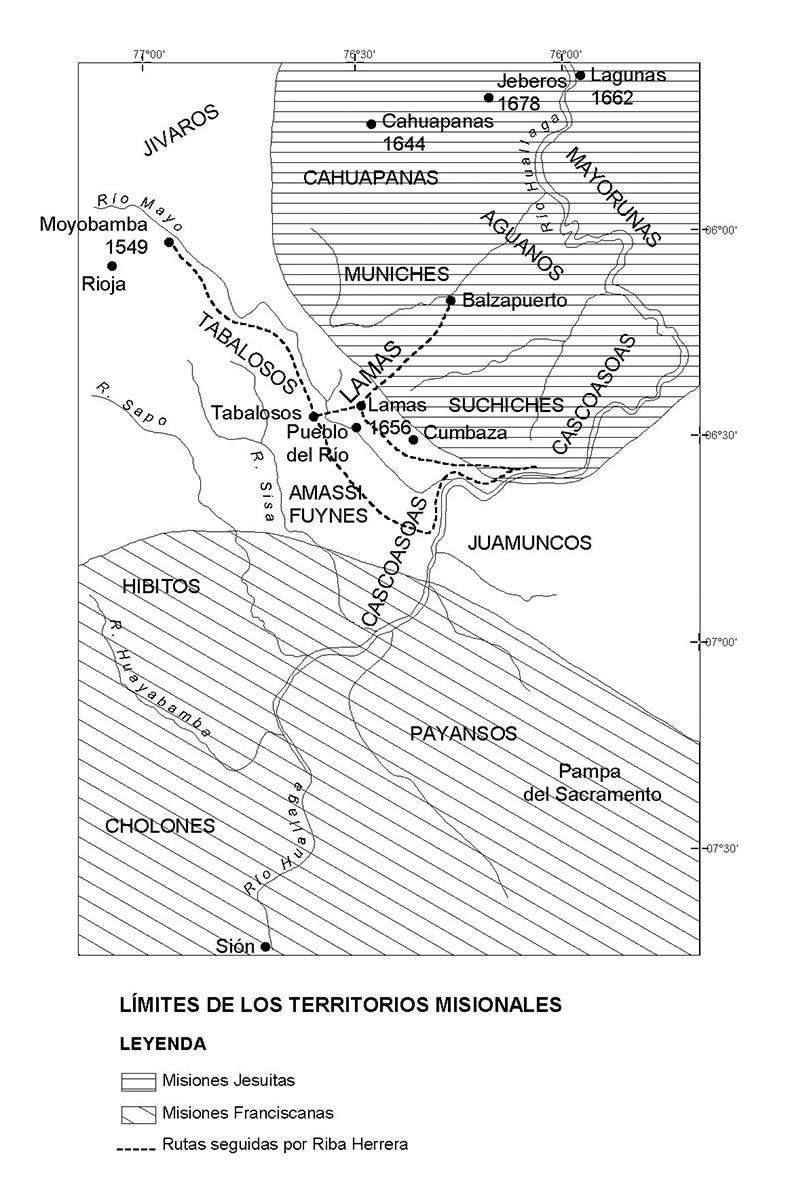 Cambios y continuidades en el pacto colonial en la Amazonía. El caso ...