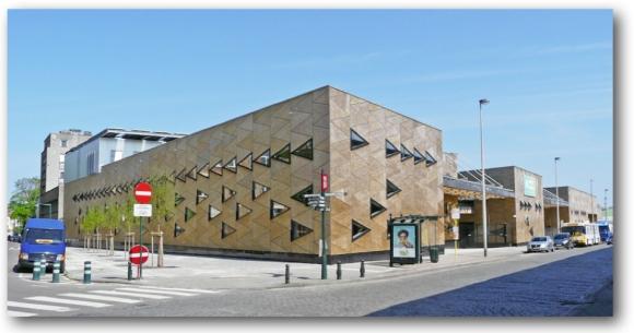 The Tivoli sustainable neighbourhood: a new way of building