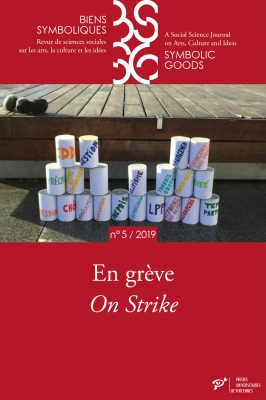 En grève/On Strike