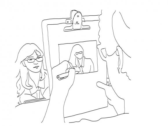 Ensinando antropólogos a desenhar  uma experiência didática e de ... 2a5e97af456