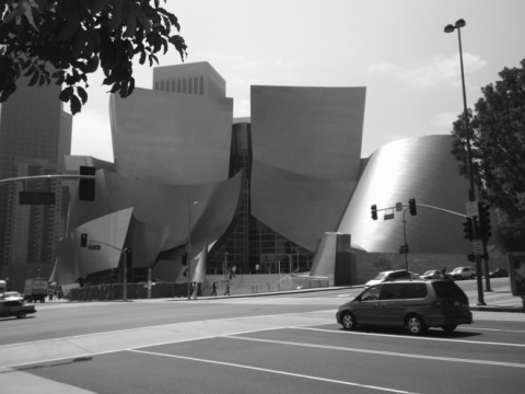 Photo 1d. Le Walt Disney Concert Hall