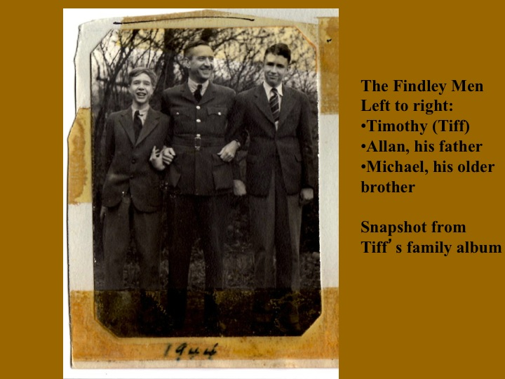 Timothy Findleys Wars