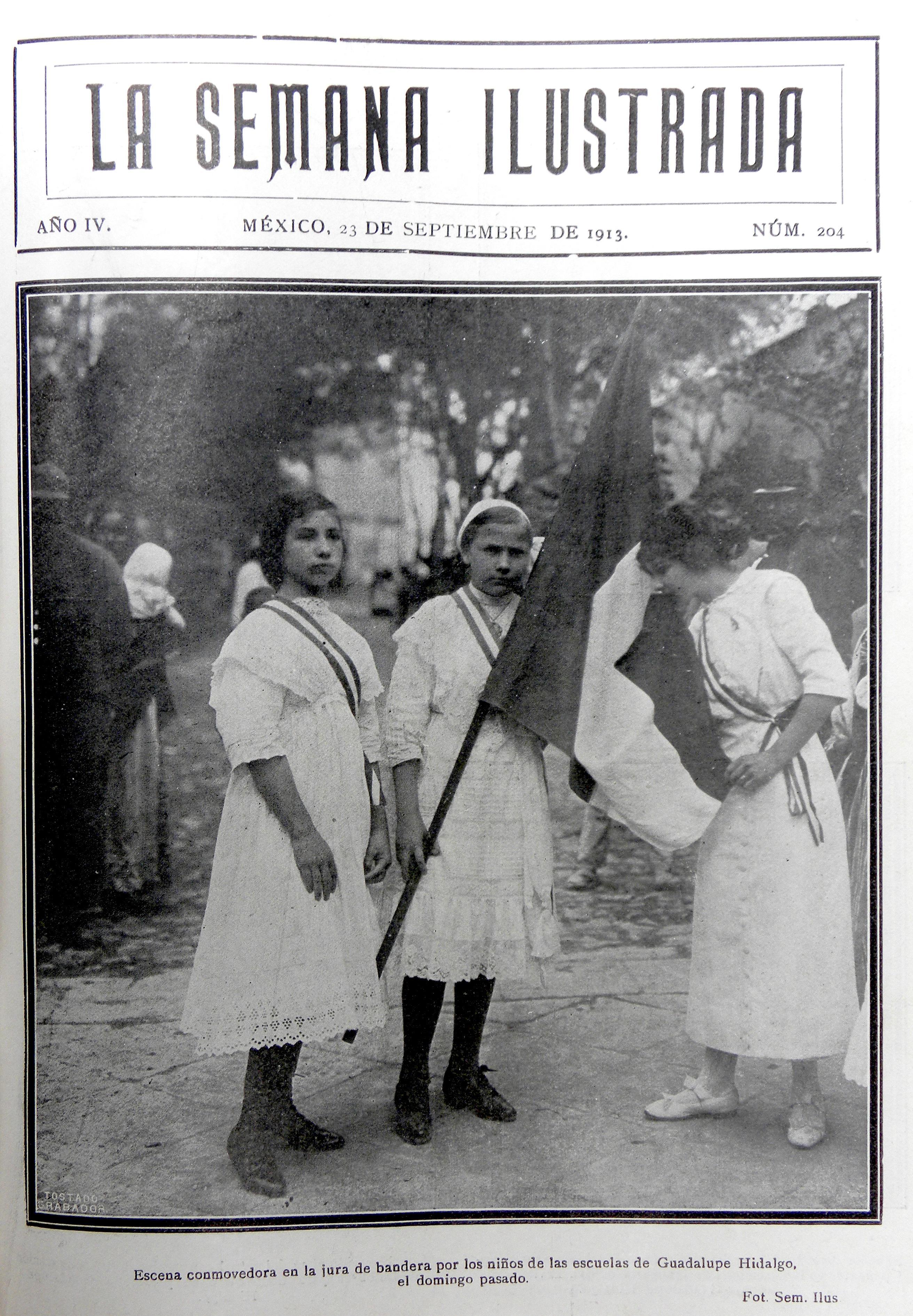 Fotoperiodismo en el despertar del siglo XX mexicano: bajo la mirada ...