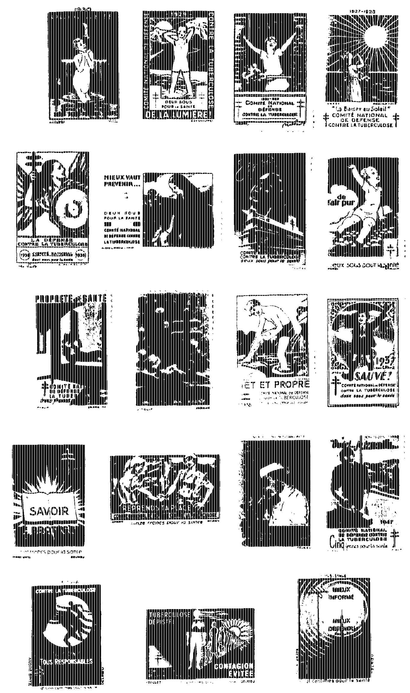 3094fa8ff8 L'imagerie de la lutte contre la tuberculose : le timbre ...