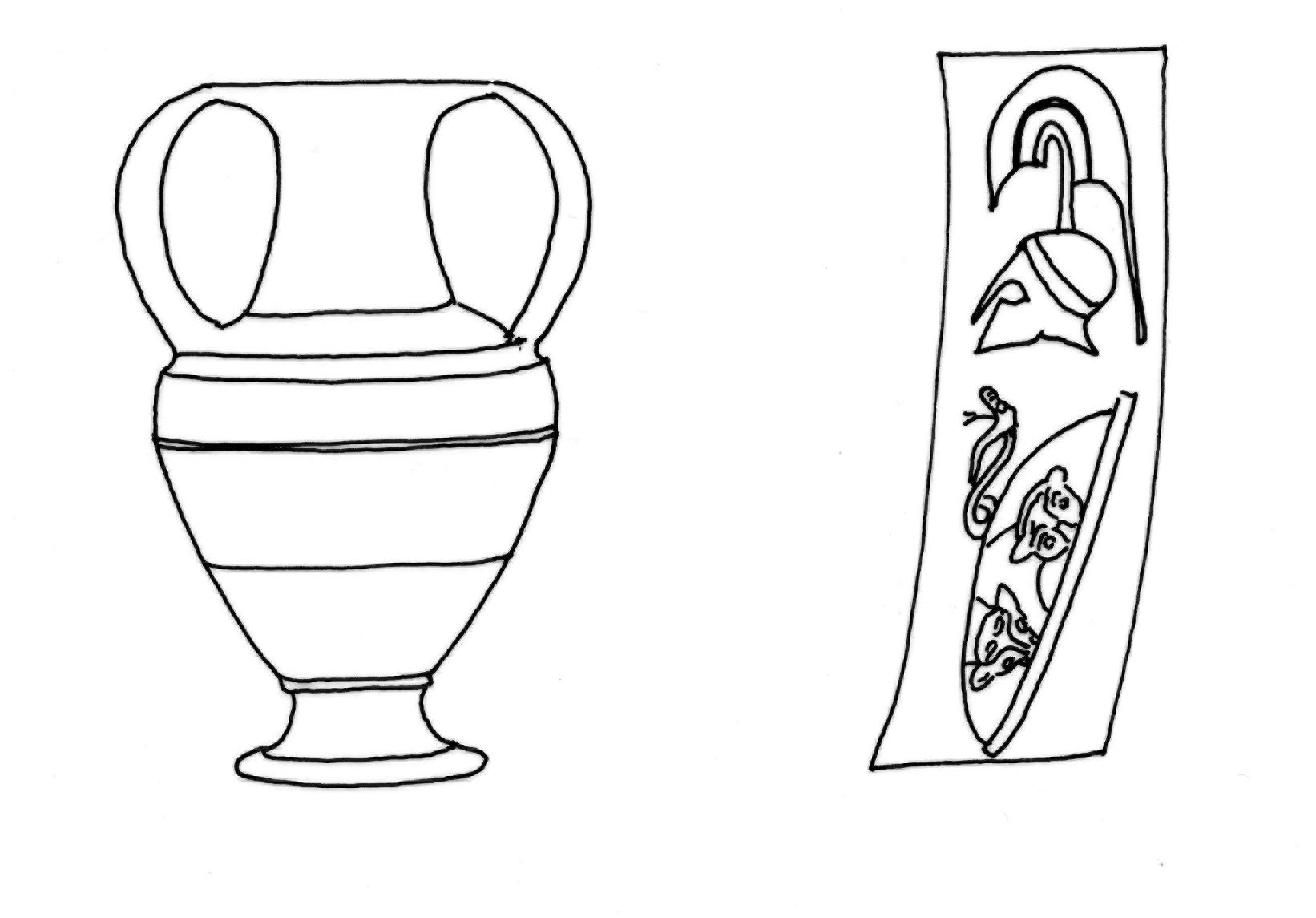 De l image au signe - Dessiner un vase ...