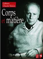 Cahiers Simon n°12