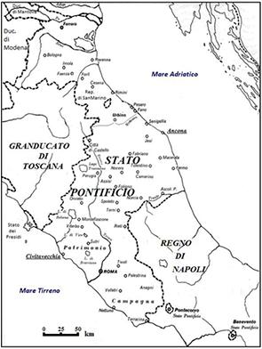 L'Italie à l'époque moderne - François Brizay