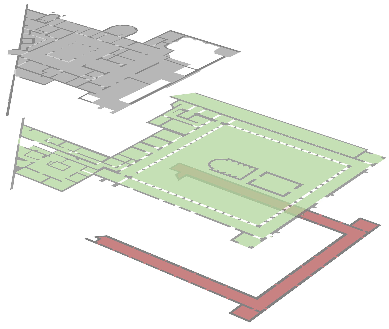 Pomp i villa de diom de for Architecture 3d gratuit