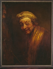 Fig. 1. – Rembrandt's Cologne Self-Portrait.