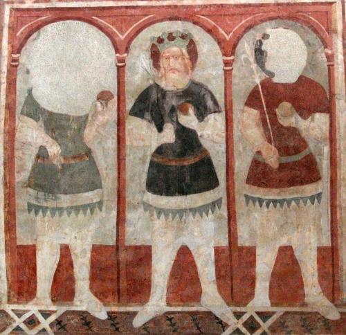 l u2019image politique comme manifeste   consid u00e9rations sur la fresque des saints rois dans l u2019 u00e9glise