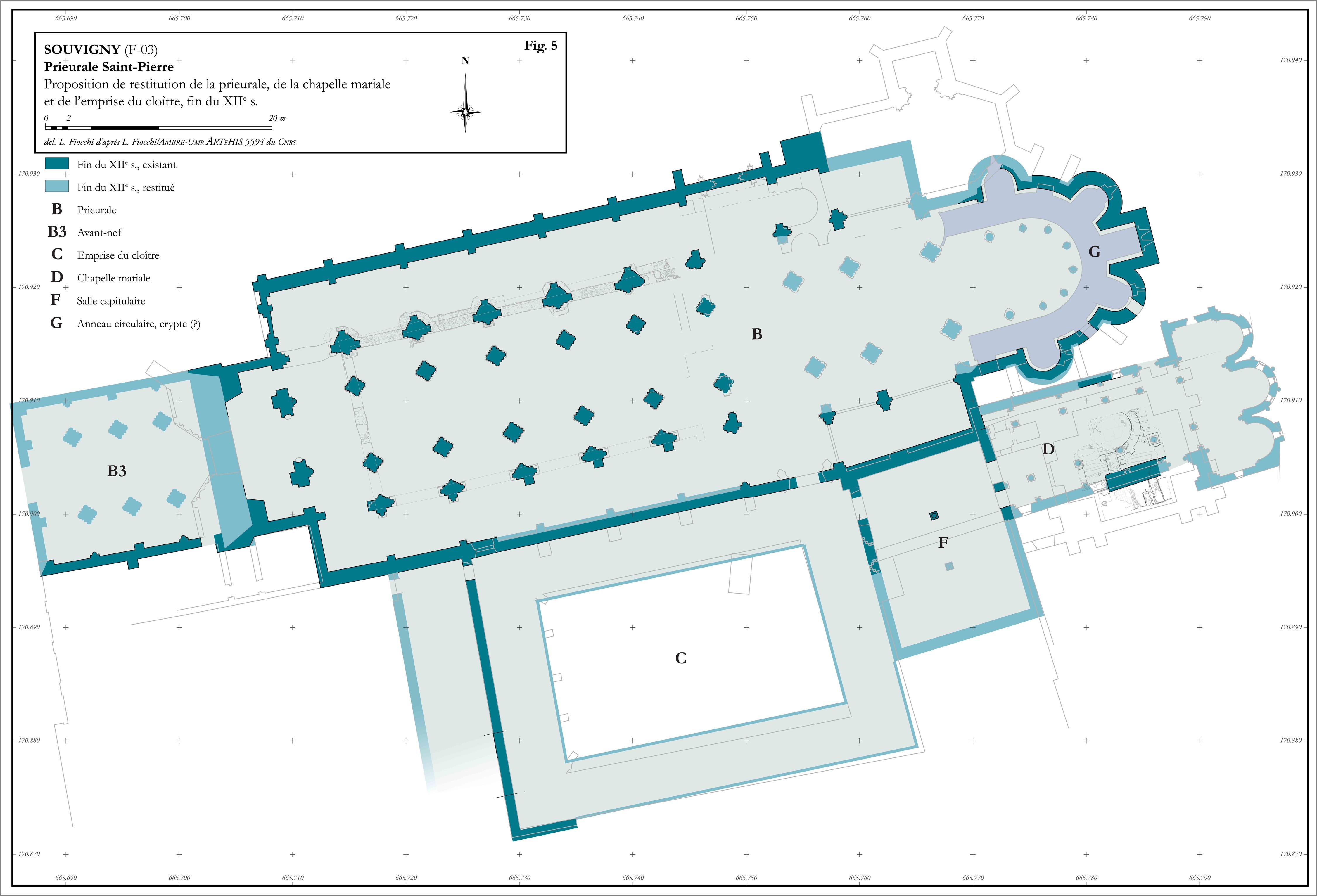 site plan cul du royaume uni dijon