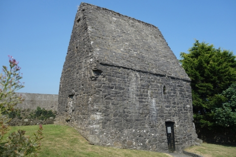 Fig. 3 – St Columba's House, Kells. This late eleventh century church appears to have been part of a complex, within the monastery of Kells, associated with care of the sick (Photo T. Ó Carragáin).