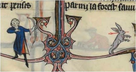 Fig. 14 – Paris, BnF, fr. 95, fol. 297v°.