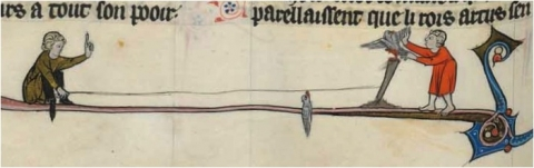 Fig. 16 – Paris, BnF, fr. 95, fol. 334v°.