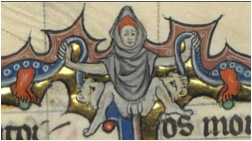 Fig. 18 – Paris, BnF, fr. 95, fol. 215v°.