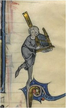 Fig. 9 – Paris, BnF, fr. 95, fol. 273.
