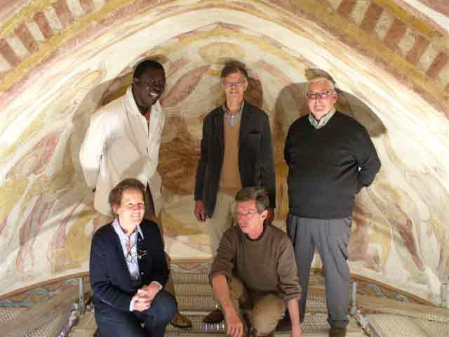 La m diatisation comme m diation de la restauration for Architecte en chef des monuments historiques