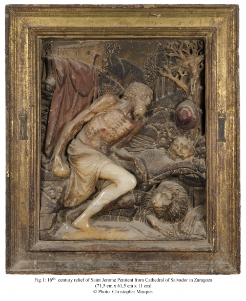 Fig.1 Saint Jerome Penitent