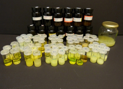 Fig.3 General view of the new soaps