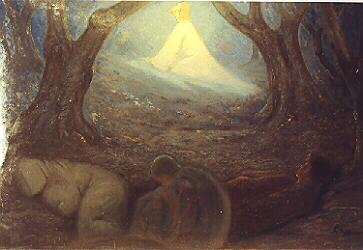 Un artiste spiritualiste lyonnais auguste morisot 1857 1951 for Au jardin des oliviers barr