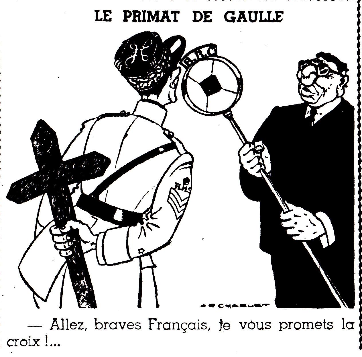 Quand De Gaulle Rencontre Lhistoire De Lexil à La Libération La